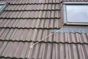 Blitzschutzanlage Haus Spengler Und Sanitar In Oberuzwil Sg Und